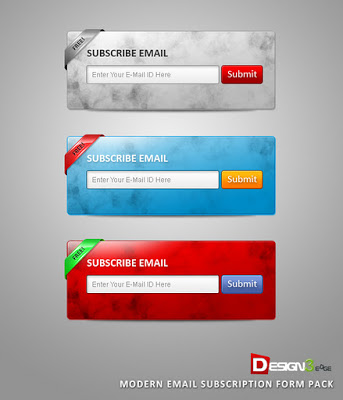 Email Subscription Box.psd