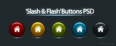 Flash Home Buttons.psd