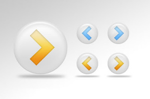 Simple-Arrow-Buttons