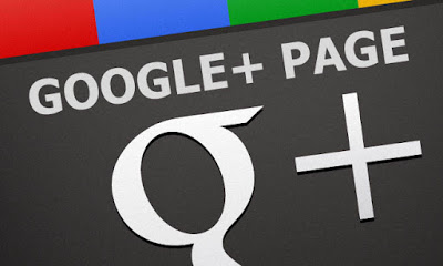 Google Plus Pages Out....Create Now
