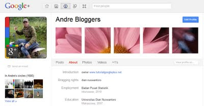 How To Create Profile Banner in Google Plus?