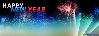 Happy New Year 2012 Stylish FaceBook TimeLine Covers