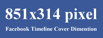 Facebook Timeline Cover Dimention