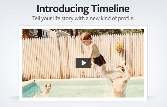 How To Enable Facebook TimeLine?