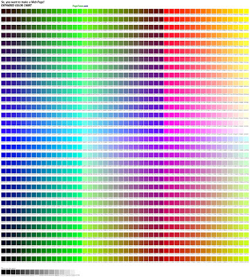 HEX Color Code With Image
