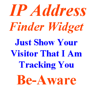IP-Address-Finder-Widget