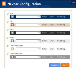 Blogger-Navbar-Scroll