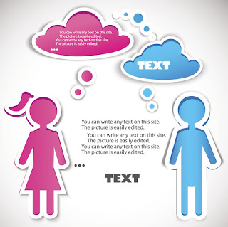 Girl+Boy+++Text+Sticker