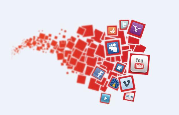 Social Media viral content