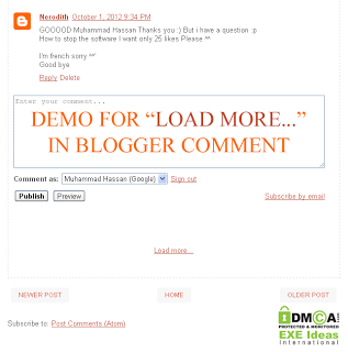 DEMO-For-Loadmore...-In-Blogger-Comment