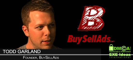 TODD-GARLAND (Founder, BuySellAds)