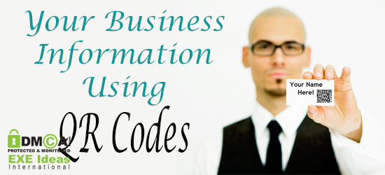 Your-Business-Information-Using-QR-Codes