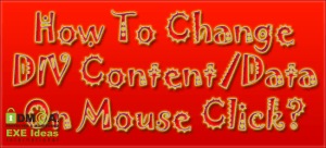 How-To-Change-DIV-Content-Data-On-Mouse-Click