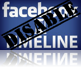 How To Disable FaceBook TimeLine In Easy Steps Using Chrome Extension?