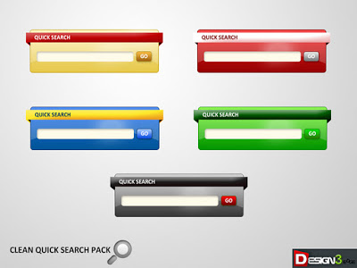 Stylish  And Awesome Search Engine Boxes For Blog & Website