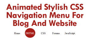 Animated-Stylish-CSS-Navigation-Menu-For-Blog-And-Website