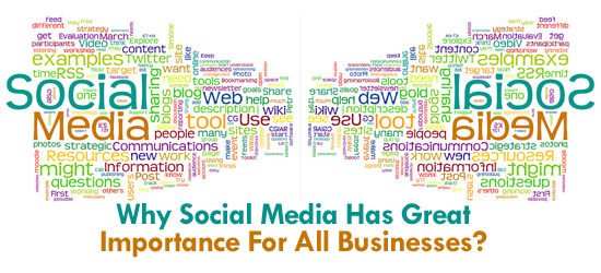 Why Social Media Has Great Importance For All Businesses?