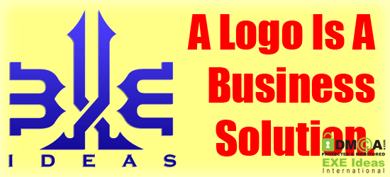 A Logo Is A Business Solution.