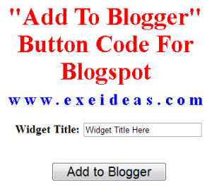 Add-To-Blogger-Button-Code-For-Blogspot