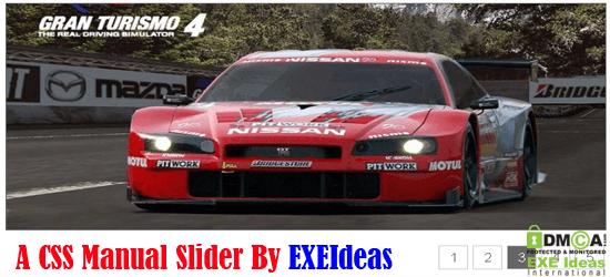CSS-Manual-Slider-DEMO