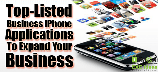 Top-Listed Business iPhone Applications To Expand Your Business