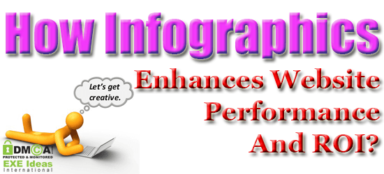 How Infographics Enhances Website Performance And ROI?