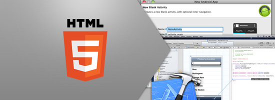 Six Reasons For Adopting HTML5 Mobile Web Development