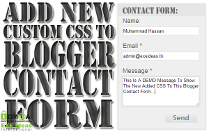 Add-New-Custom-CSS-To-Blogger-Contact-Form-Widget