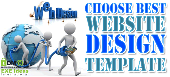 How To Choose Best Website Design Template For Your Site?