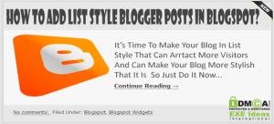 How-To-Add-List-Style-Blogger-Posts-In-Blogspot