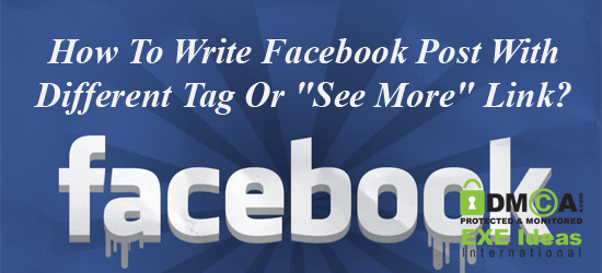 How To Tag Someone With Different Name In Facebook?