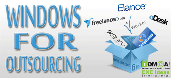 Windows For Outsourcing