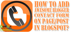 How-To-Add-Awesome-Blogger-Contact-Form-On-Page-Post-In-Blogspot