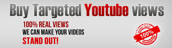 Buy Safe And Organic YouTube Views Via SocialFansGeek
