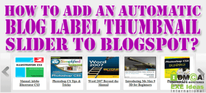 How-To-Add-An-Automatic-Blog-Label-Thumbnail-Slider-To-Blogspot