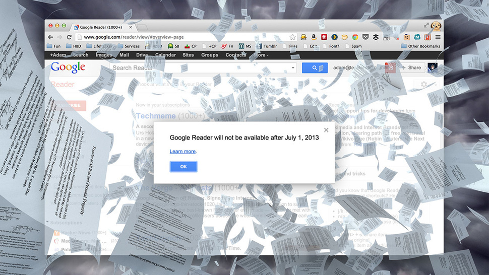 Top 10 Extremely Useful Google Reader Alternatives
