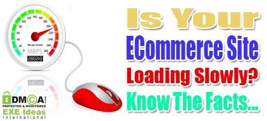 Is Your ECommerce Site Loading Slowly? Know The Facts...
