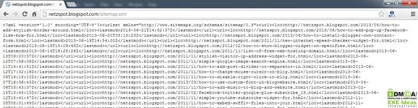 NetzspotBlog-New-XML-Sitemap