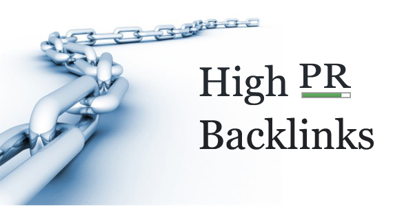 Free High PageRank BackLink For Your Blog And Websites