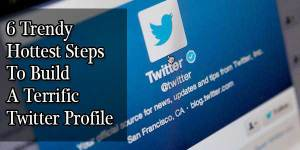 6-Trendy-Hottest-Steps-To-Build-A-Terrific-Twitter-Profile