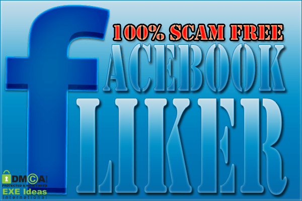 Increase Likes On Your FaceBook By Official Liker - EXEIdeas