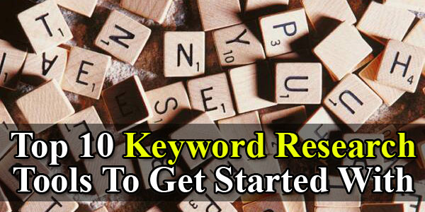 Top 10 Keyword Research Tools