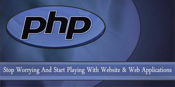 Stop Worrying And Start Playing With Website & Web Applications