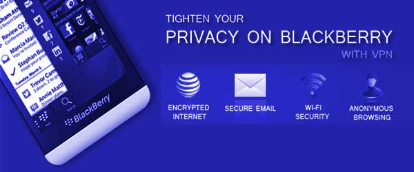 Top 5 VPN For Blackberry For Safe Browsing