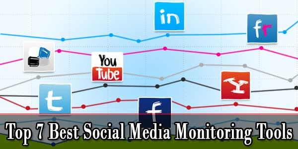 Top 7 Best Social Media Monitoring Tools