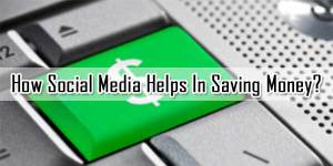 How-Social-Media-Helps-In-Saving-Money