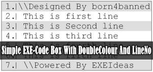 Simple-EXE-Code-Box-With-Double-Colour-And-Line-No-For-Blog-And-Site