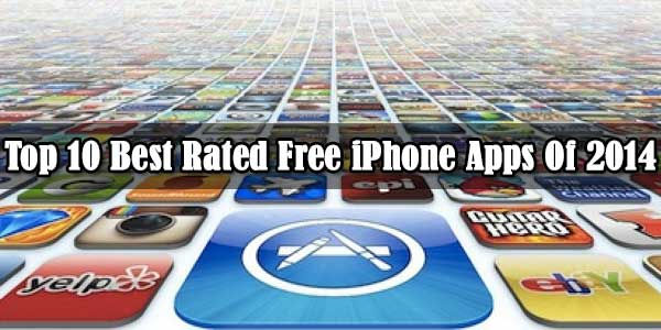 Best Rated Iphone Apps