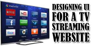 Designing-UI-For-A-TV-Streaming-Website