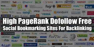 High-PageRank-Dofollow-Free-Social-Bookmarking-Sites-For-Backlinking